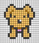Alpha pattern #33099