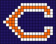 Alpha pattern #33118