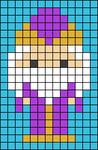 Alpha pattern #33135