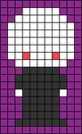 Alpha pattern #33137