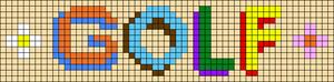 Alpha pattern #33177