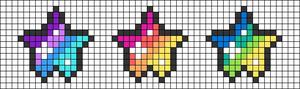 Alpha pattern #33192