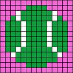 Alpha pattern #33198