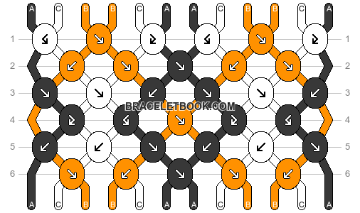 Normal pattern #33222 pattern