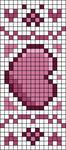 Alpha pattern #33274