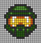 Alpha pattern #33282