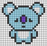 Alpha pattern #33294