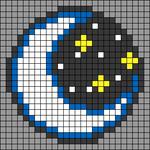 Alpha pattern #33295