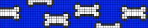 Alpha pattern #33298