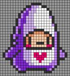Alpha pattern #33301