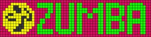 Alpha pattern #33313