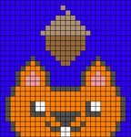 Alpha pattern #33316