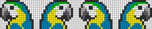 Alpha pattern #33322