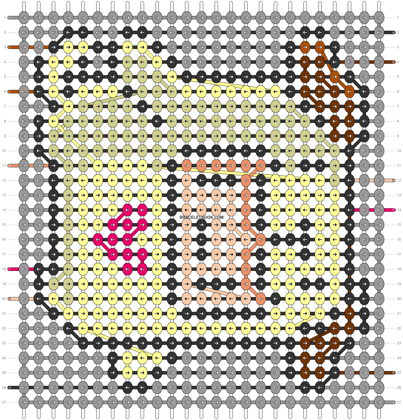 Alpha pattern #33347 pattern