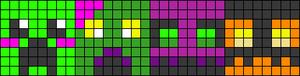 Alpha pattern #33349
