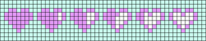 Alpha pattern #33360
