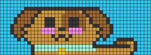 Alpha pattern #33368
