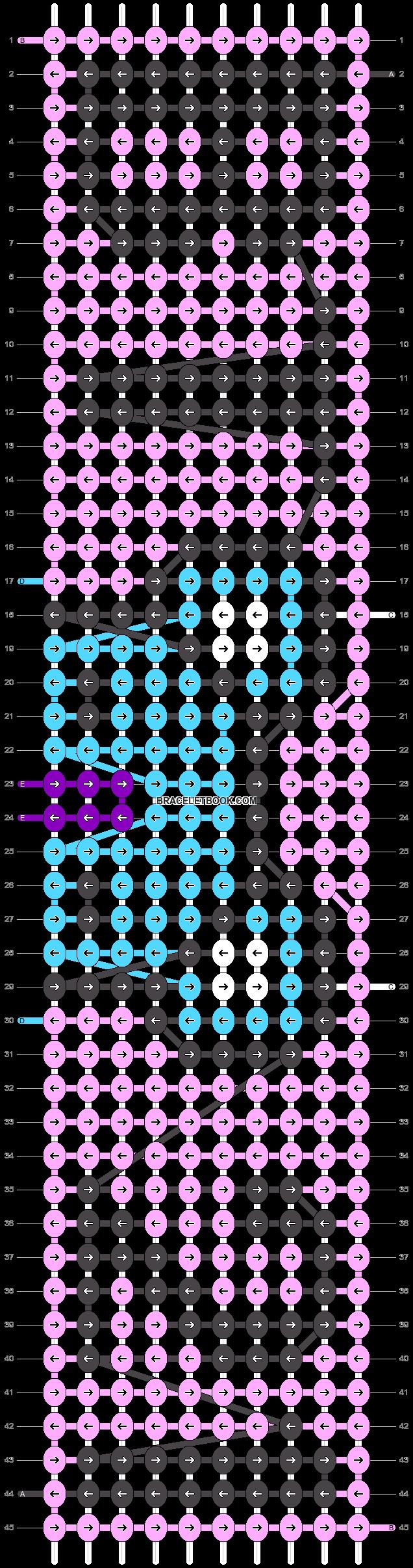 Alpha pattern #33369 pattern