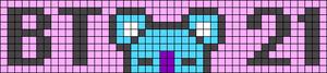 Alpha pattern #33369