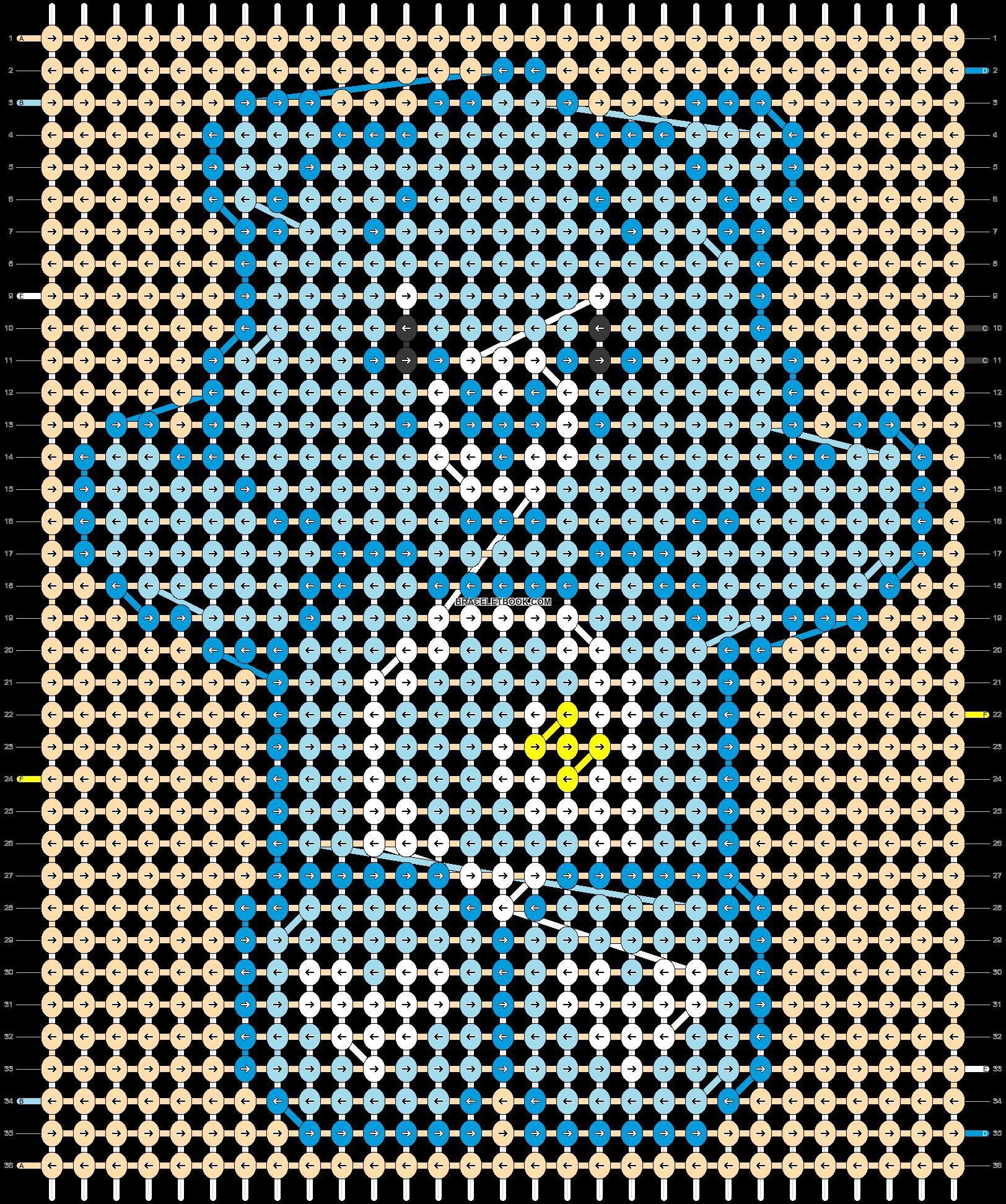 Alpha pattern #33379 pattern