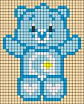Alpha pattern #33379