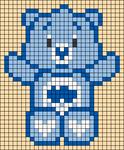 Alpha pattern #33380