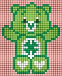Alpha pattern #33383