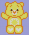 Alpha pattern #33385