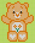 Alpha pattern #33387