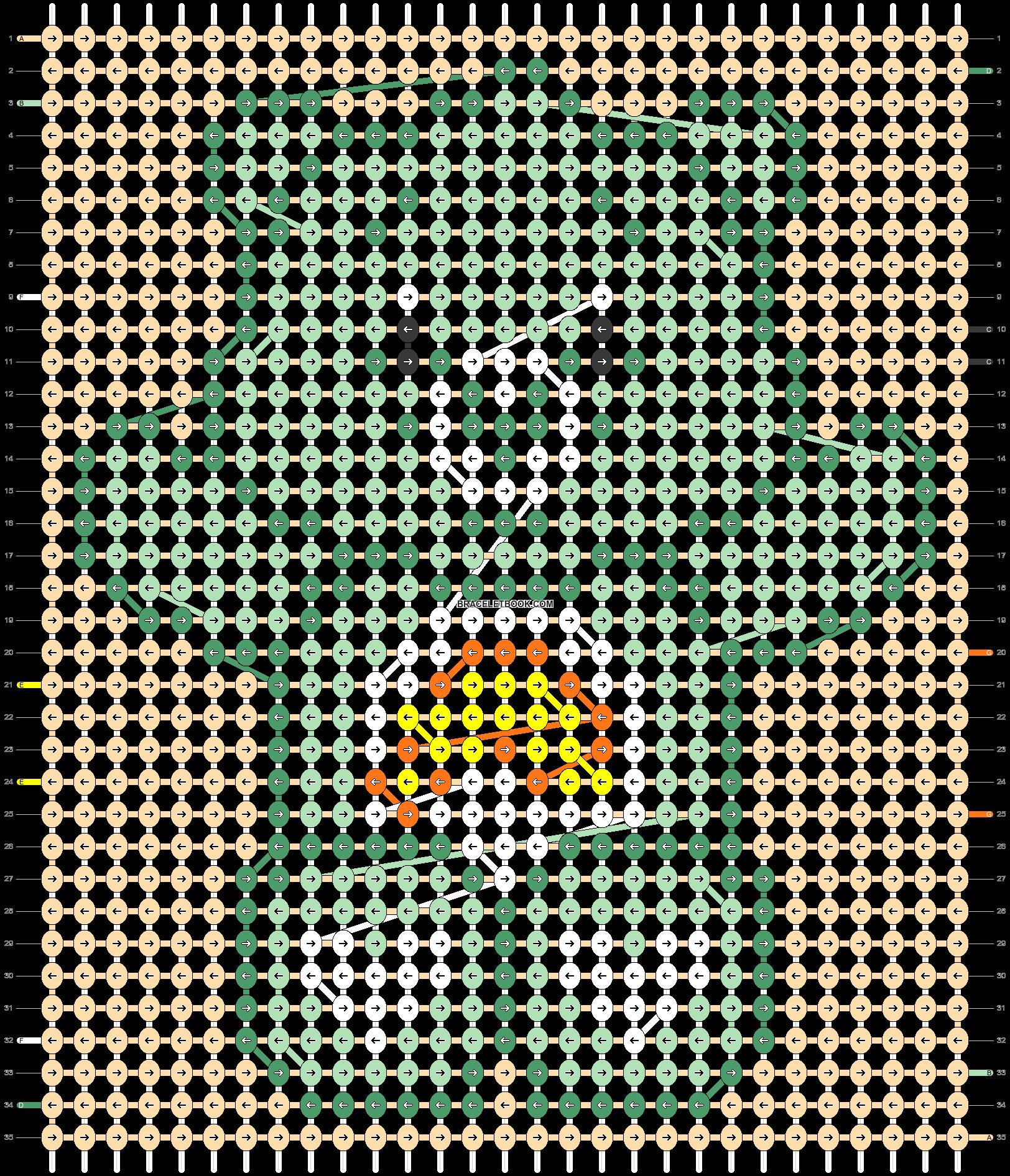 Alpha pattern #33392 pattern