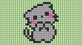 Alpha pattern #33412
