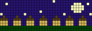 Alpha pattern #33417