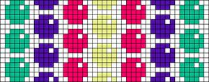 Alpha pattern #33421
