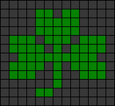 Alpha pattern #33423