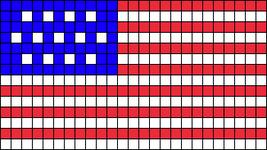 Alpha pattern #33428