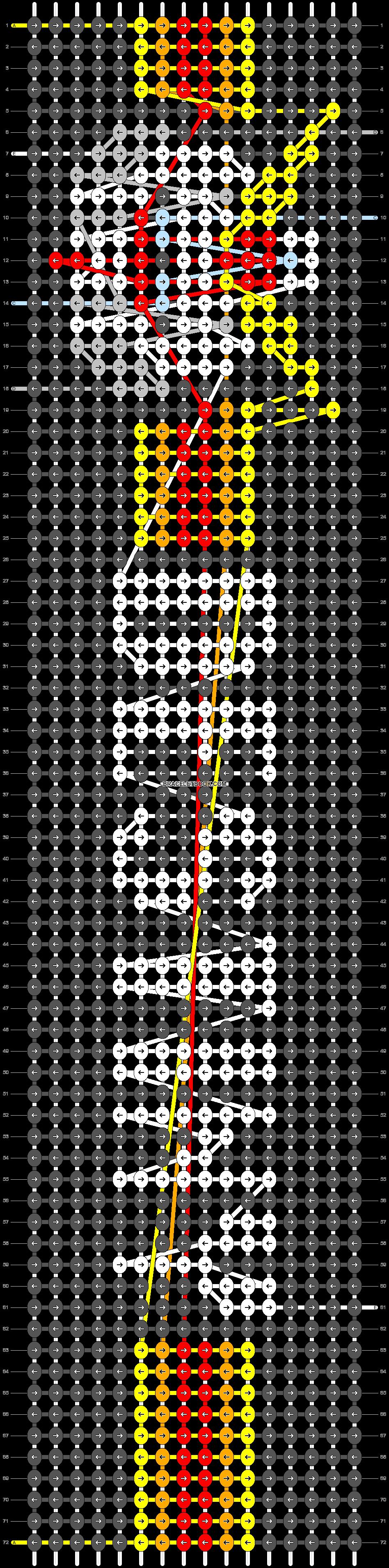 Alpha pattern #33460 pattern