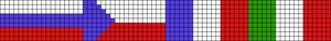 Alpha pattern #33462