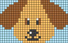 Alpha pattern #33467