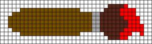 Alpha pattern #33468