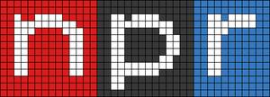 Alpha pattern #33483