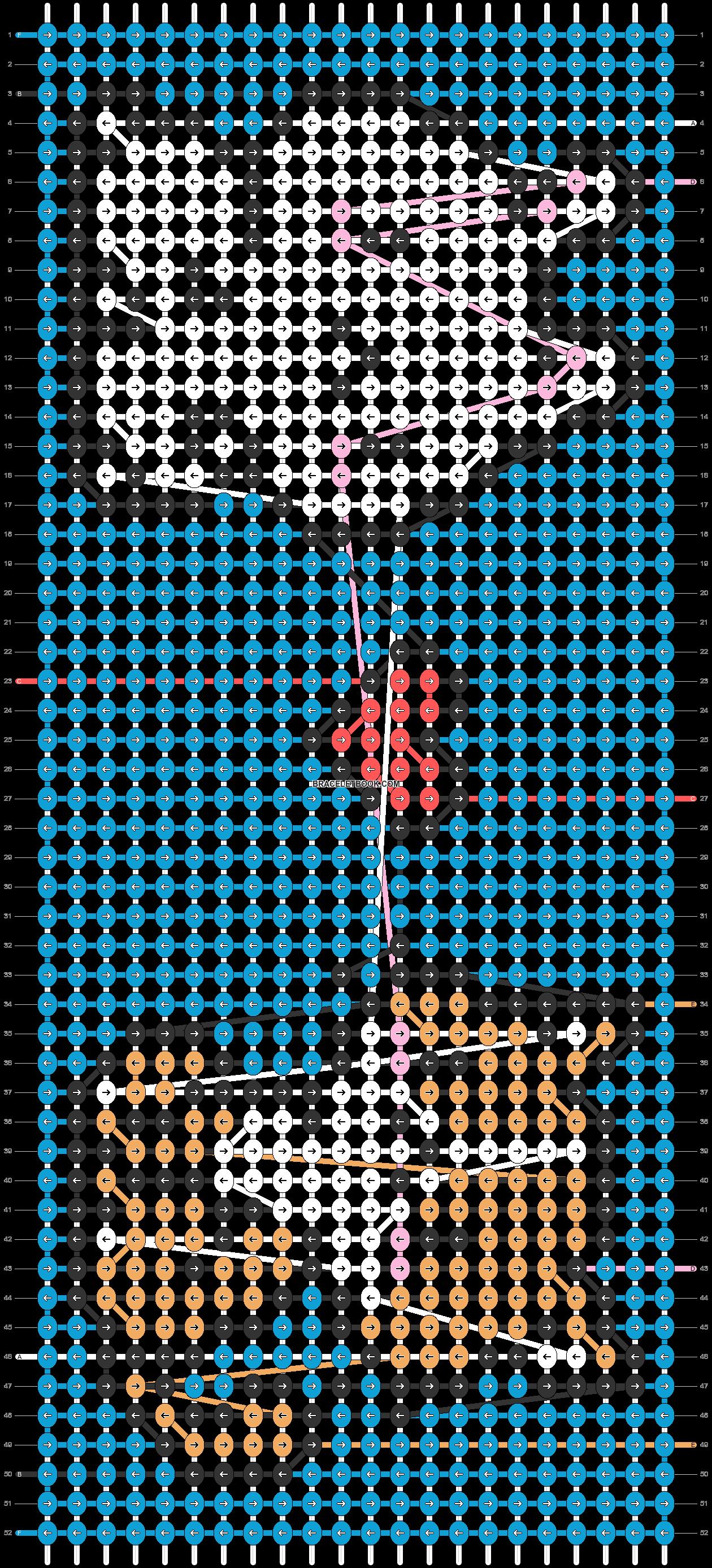Alpha pattern #33499 pattern