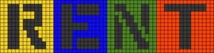 Alpha pattern #33503