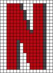 Alpha pattern #33510