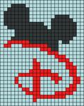 Alpha pattern #33511