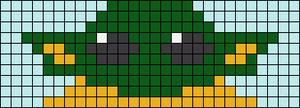 Alpha pattern #33514