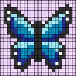 Alpha pattern #33522