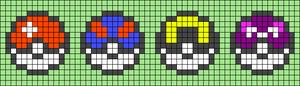 Alpha pattern #33527