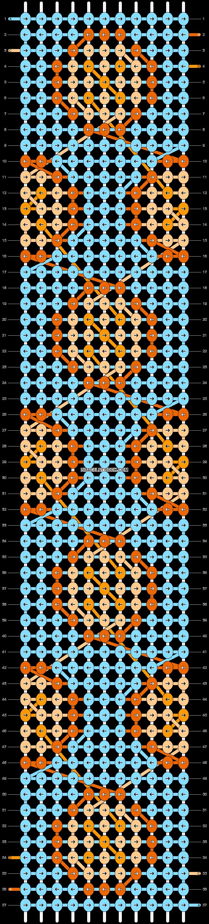 Alpha pattern #33533 pattern