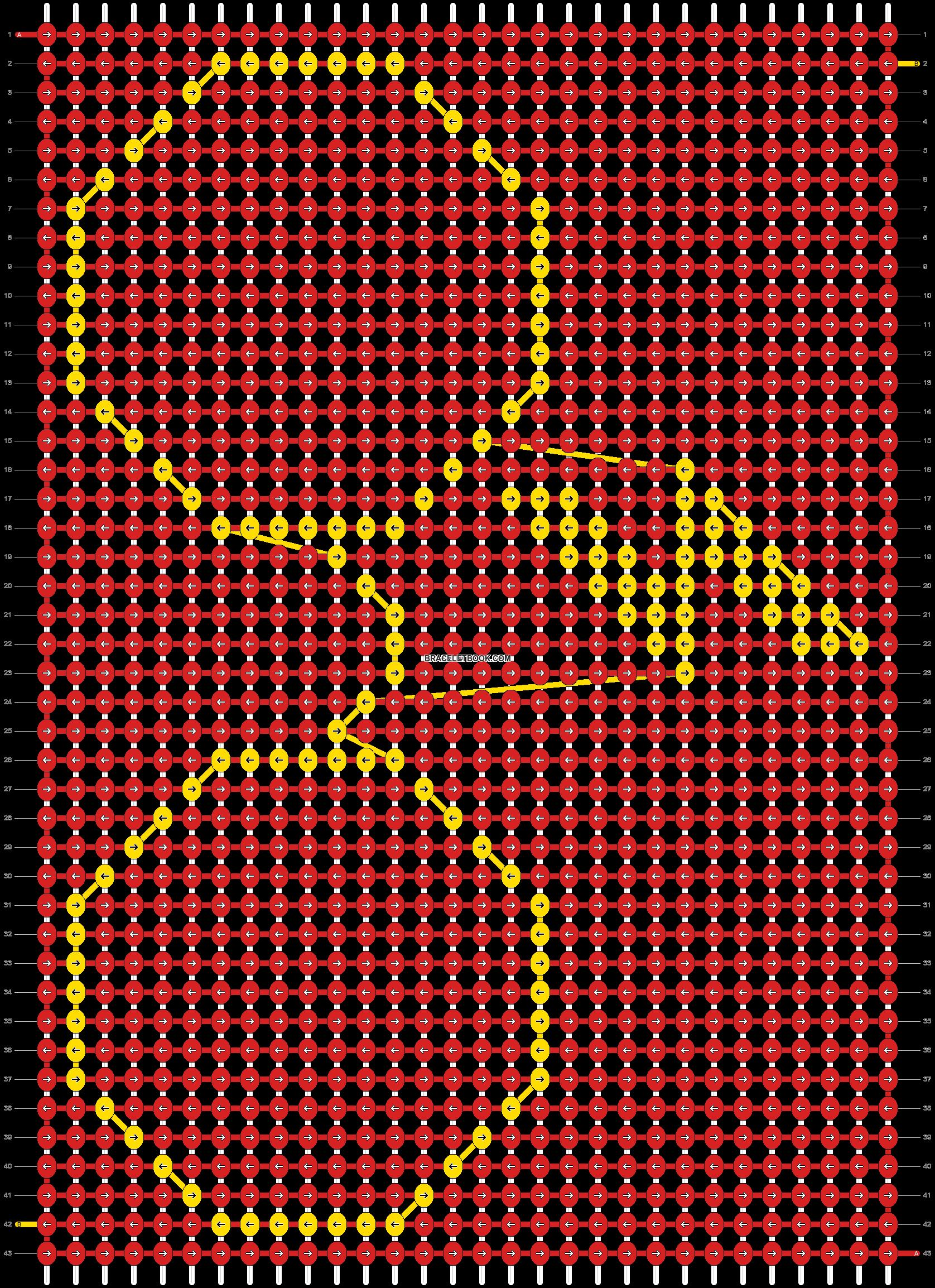 Alpha pattern #33535 pattern