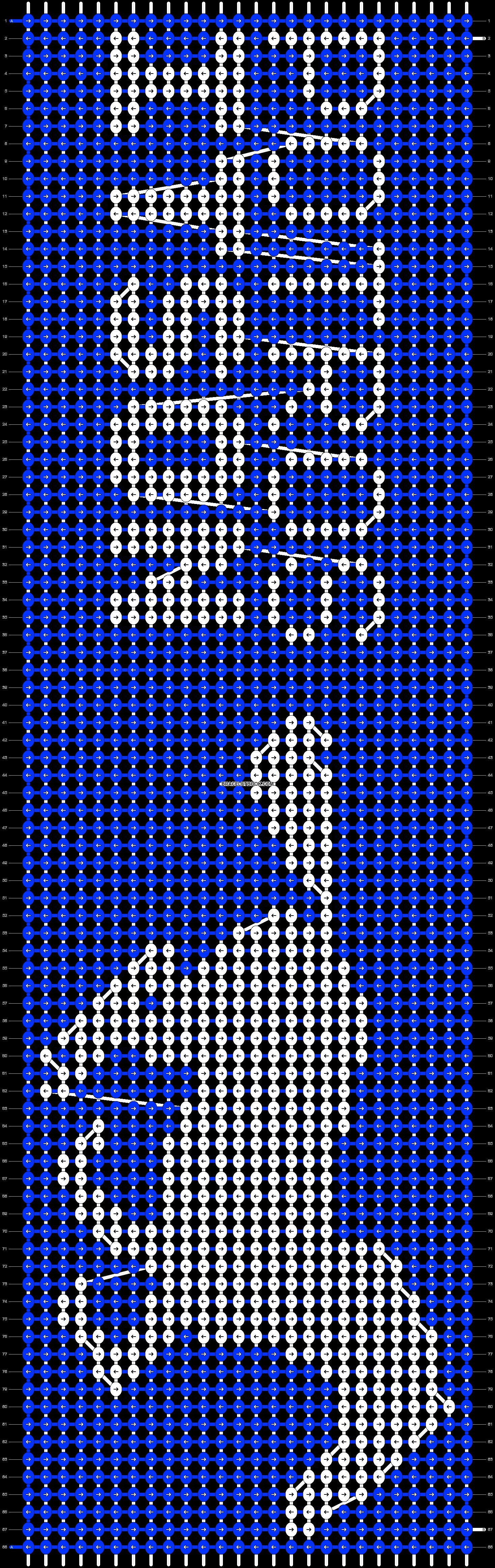 Alpha pattern #33540 pattern